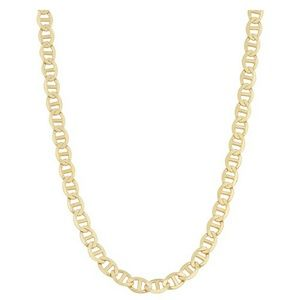 30 inch 14Kt yellow gold Mariner Chain